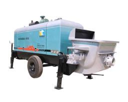 英特HBT80SDA-1818柴油机拖泵