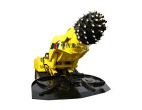中传重装EBZ260H硬岩掘进机高清图 - 外观