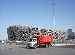 扬州海沃垃圾车高清图 - 外观