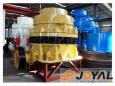 卓亚矿机ZYS高效圆锥破碎机高清图 - 外观