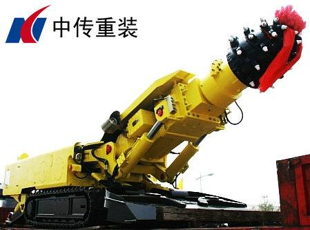 中传重装EBZ132标准型掘进机高清图 - 外观