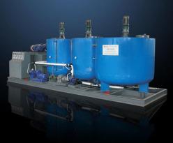 广通GLRS-12吨改性乳化沥青设备