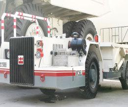 内蒙古北方重工WC5EJ煤矿井下防爆工程自卸车高清图 - 外观