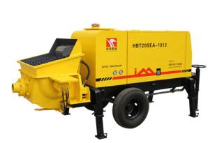 英特HBT20SEA-1013细石混凝土泵