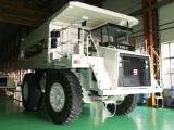 内蒙古北方重工TR50C煤斗型矿用自卸车