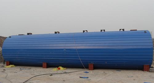 廣通DLG-100型導熱油式瀝青高溫罐