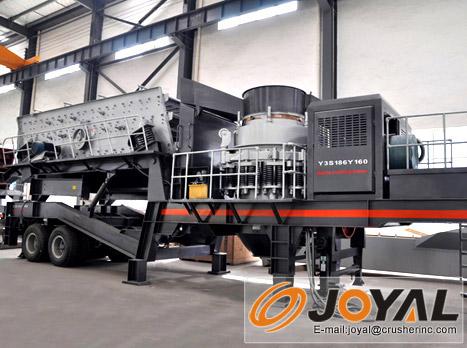卓亚矿机Y3S1548Y900/Y3S1848S36/Y3S1860S51/Y3S2160H220型移动圆锥式破碎站高清图 - 外观