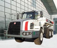 内蒙古北方重工TA30铰接式矿用自卸车