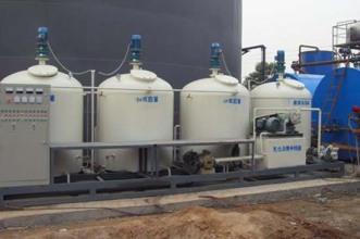 广通LRS-10吨乳化沥青生产装置高清图 - 外观