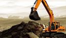詹阳动力JY625E挖掘机高清图 - 外观