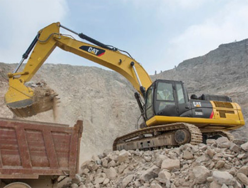 卡特彼勒336D 系列 2挖掘机