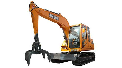 詹阳动力JY608-G挖掘机