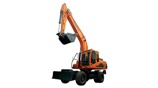 詹阳动力JYL621E挖掘机