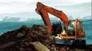 詹阳动力Y6085挖掘机高清图 - 外观