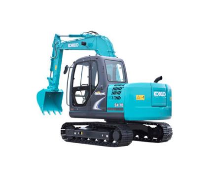 神钢SK75-8(进口机型)挖掘机