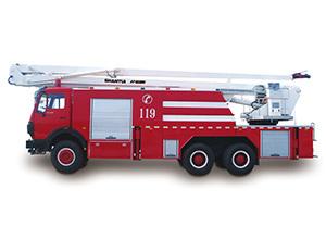 山推JP30举高喷射消防车