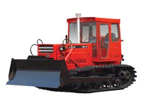 东方红(一拖)CA902履带拖拉机高清图 - 外观