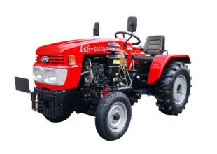 东方红(一拖)SG350-1轮式拖拉机高清图 - 外观