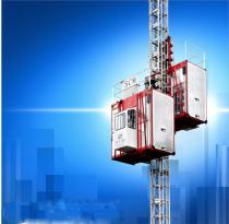 川建SC200W型2t施工升降机