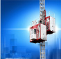 川建SC200/200W型2t/2t施工升降机高清图 - 外观