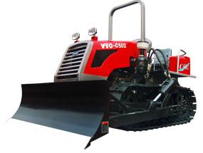 东方红(一拖)C402/C502/C602履带拖拉机