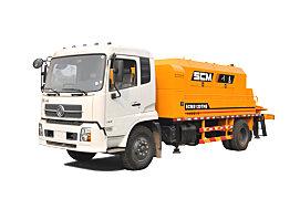 川建SCM5120THB车载泵