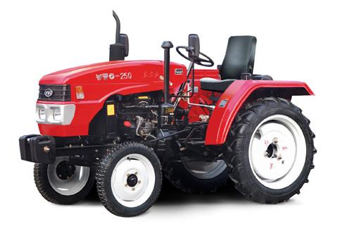东方红(一拖)180/200/250轮式拖拉机