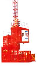 恒天九五Sc200/00施工升降机高清图 - 外观