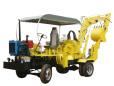 新振XZ-30轮式挖掘机高清图 - 外观
