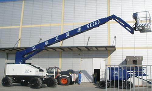 航天新长征HTF-GK260J高空作业平台高清图 - 外观