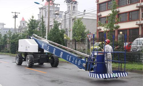 航天新长征HTF-GK260高空作业平台