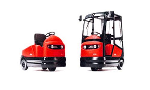 林德P60Z电动牵引车高清图 - 外观