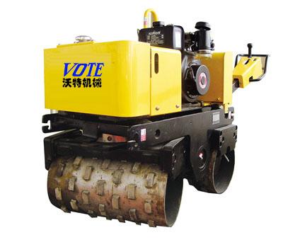 沃特VT800小型压路机高清图 - 外观