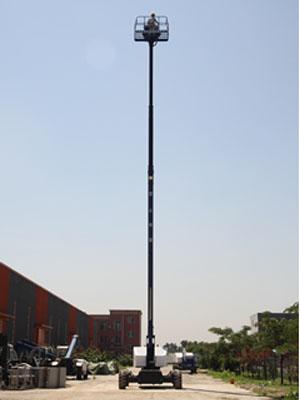 航天新长征HTF-GK320高空作业平台高清图 - 外观
