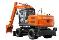 原装日立轮胎挖掘机型号有哪些,原装日立轮胎挖掘机产品特点讲解