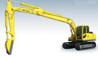 华鑫HXL-X120型履带式卸煤机