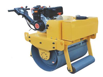友一机械FAYL-700小型压路机高清图 - 外观