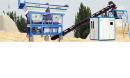 北联重科WDM400稳定土拌合站高清图 - 外观