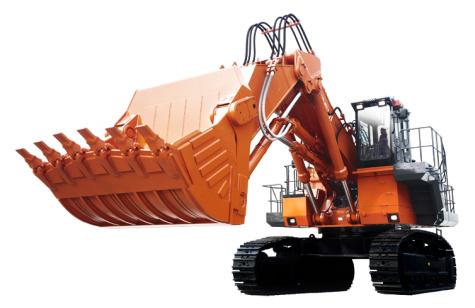 原装日立EX1200-6LD挖掘机