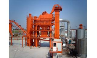 藤森机械3000型沥青搅拌设备