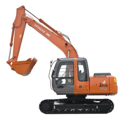 原装日立ZX120挖掘机