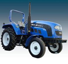 雷沃阿波斯M1200-D拖拉机高清图 - 外观