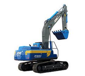 恒天九五JV365LC履带式液压挖掘机