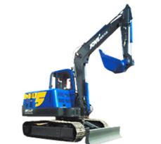 恒天九五JV55-7履带式液压挖掘机