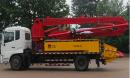 天亿重工臂架式混凝土泵车高清图 - 外观