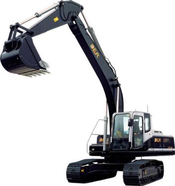 德尔重工DER323-8ELZN挖掘机