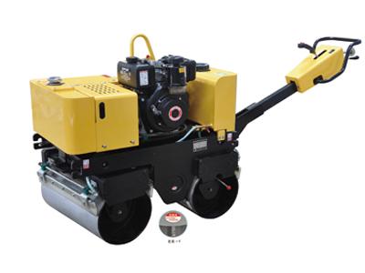 友一机械FAYL—S635小型压路机高清图 - 外观