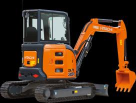 原装日立ZX35U-5A挖掘机