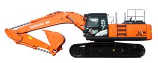 原装日立ZX470LCH-5G挖掘机