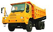 奧奇重工AZ3500型礦用自卸車